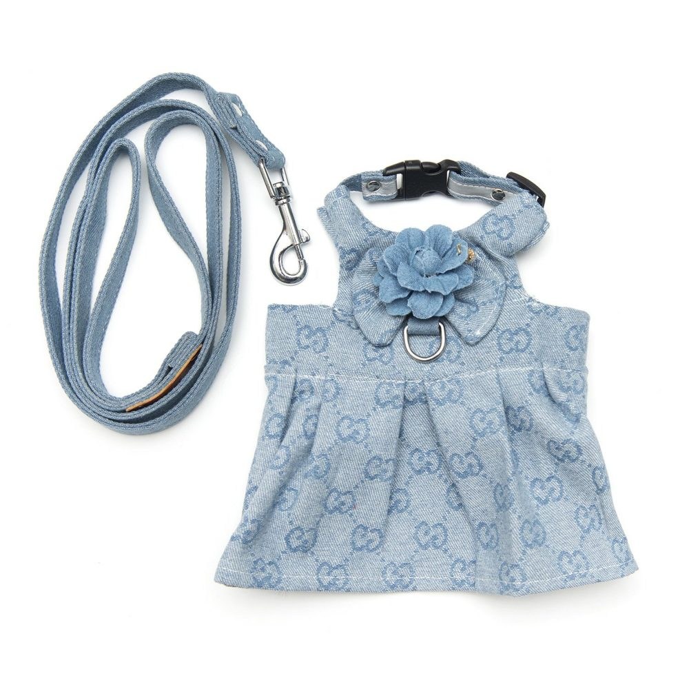 Lily Dress Harness - Furbaby Couture