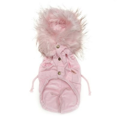 Lux Parka Baby Pink