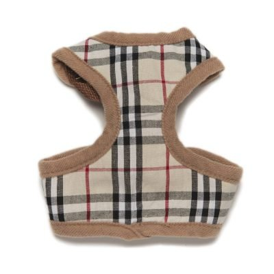 Barkberry Harness & Leash Xs / Plaid