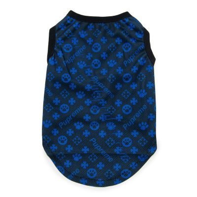 Pupreme Sleeveless S / Blue
