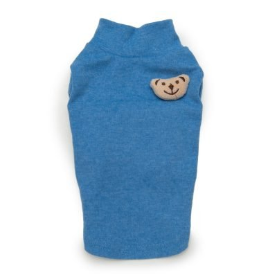 Teddy Knit Xs / Blue