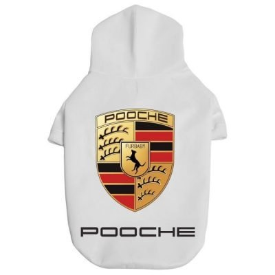 Poochie White - Furbaby Couture
