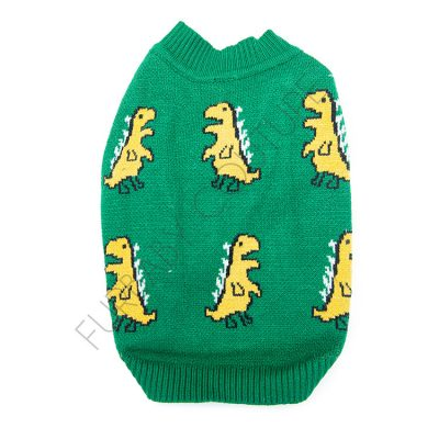 Dino Cardigan for Dogs
